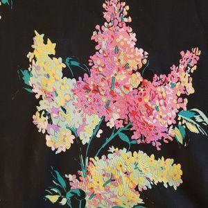 Liz Claiborne floral dress